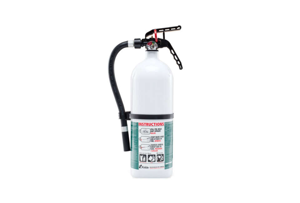 Kidde Living Area Fire Extinguisher Class AB