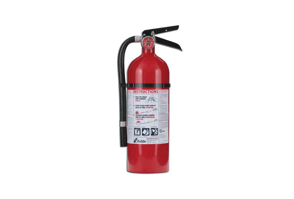 Kidde Pro210 Fire Extinguisher Class ABC Model