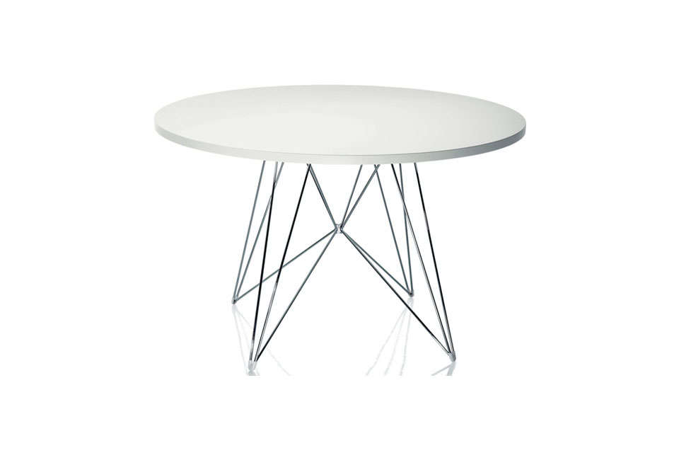 magis tavolo xz3 round table in white 19