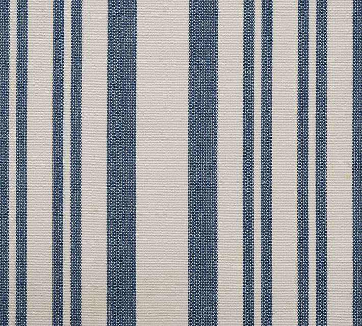 pottery barn antique stripe fabric by the yard