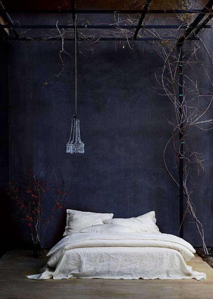 rough linen bed chandelier 15