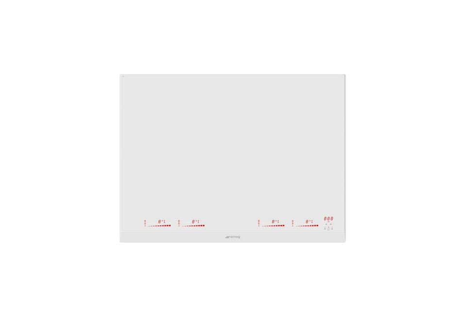 smeg 4 zone white induction cooktop 16