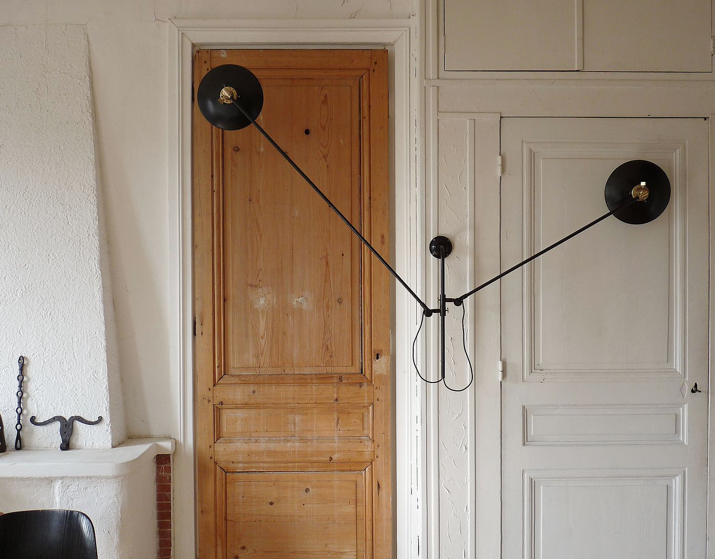 The Anvers Two Arm Lamp is €8 ($880).