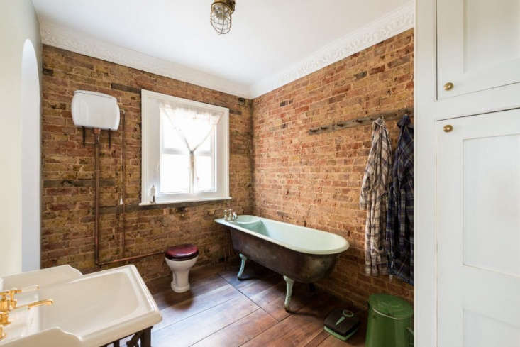 """""""we kept the victorian cupboards, but completely refurbished the bathrooms, 22"""