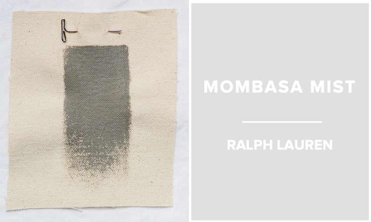 Benjamin Moore Mombasa mist