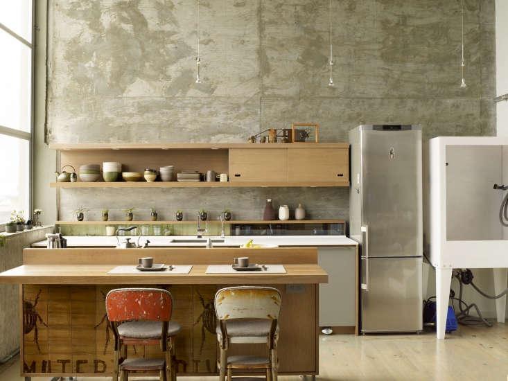 on the kitchen&#8\2\17;s back wall, in lieu of a tiled backsplash zamora ca 12