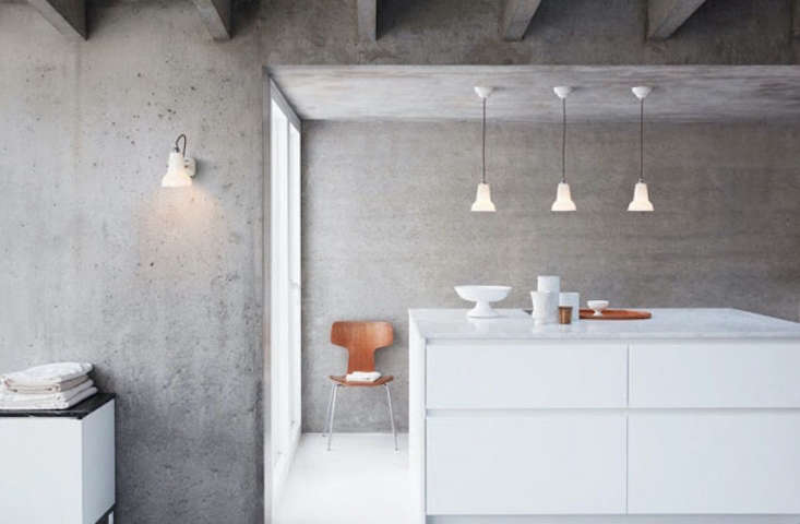 admiring british lighting brand anglepoise&#8\2\16;s new four piece collect 9