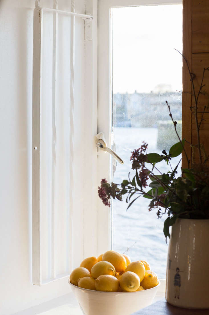 a small vignette, wildflowers included, on a windowsill overlooking galway bay. 10