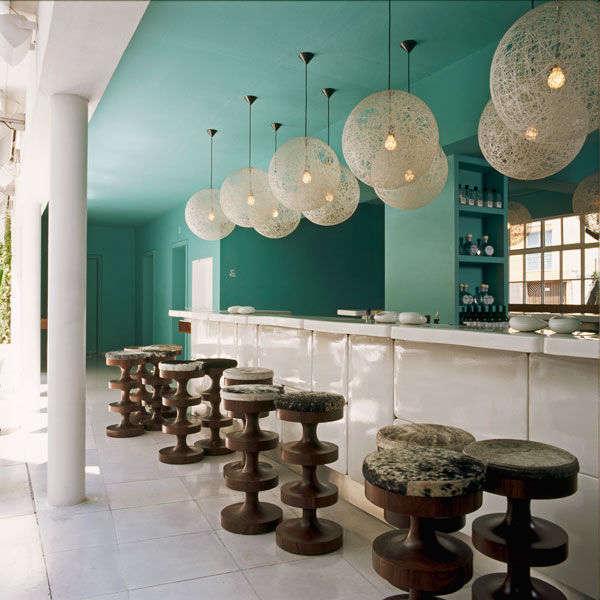Parisian designer India Mahdavi&#8