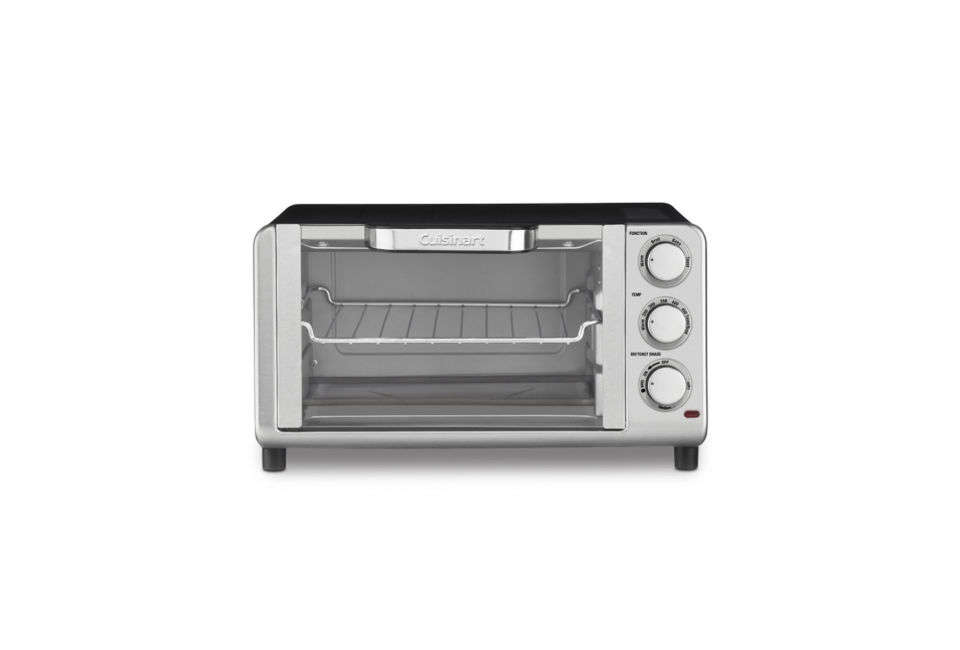A great two-in-one appliance, especially for kitchens lacking a proper or functional oven, is Cuisinart&#8
