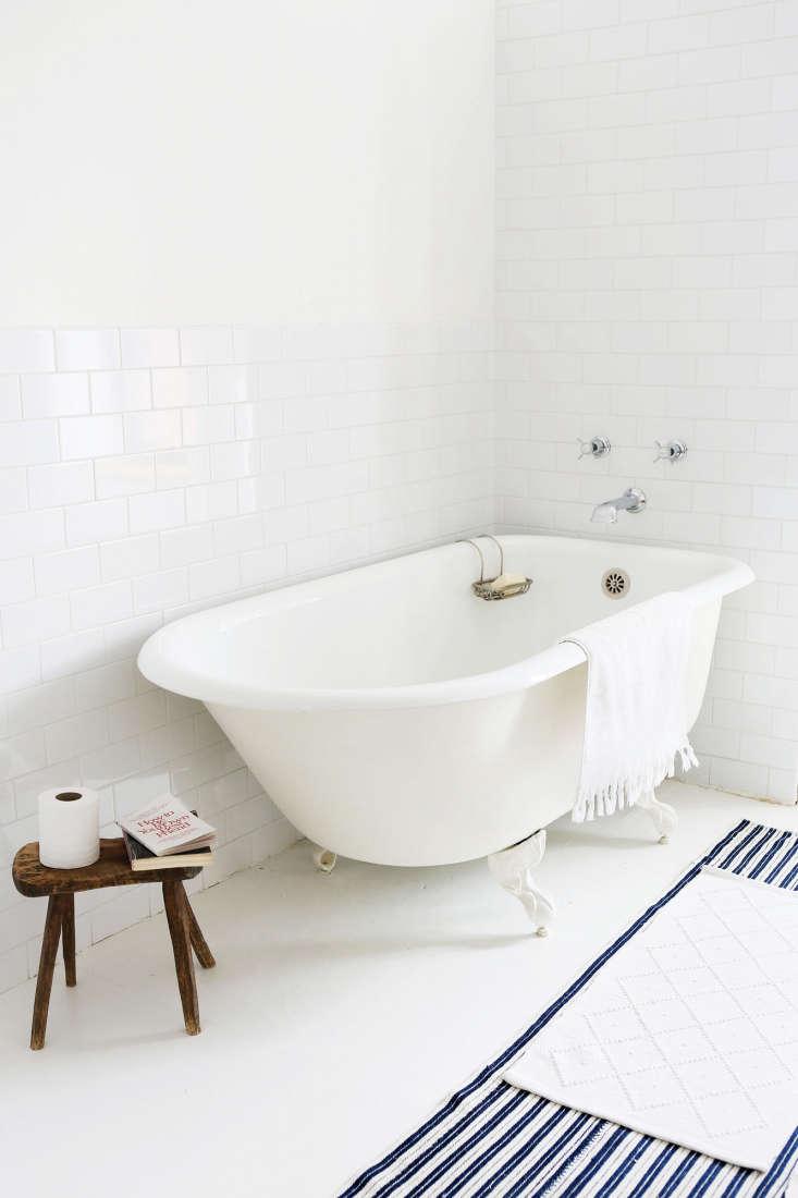 The serene bath.