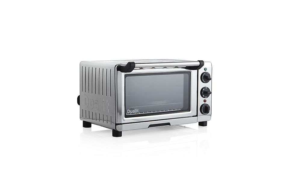 thedualit professional mini toaster oven goes from room temperature to 365 de 11