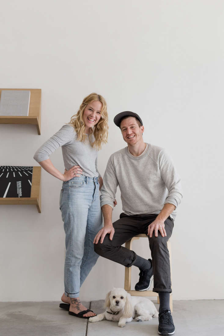 brad and jenna holdgrafer of formerly yes shop in la. 18