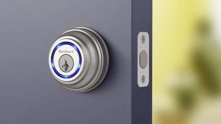 the kwikset kevo touch to open smart lock \2nd gen. 13