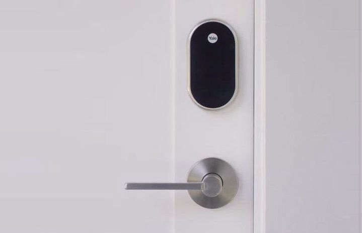 forthcoming: the yale linus lock, in collaboration with nest. 17