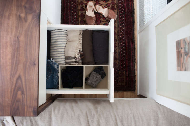 space saving folding is just one of the storage ideas the editors found in an e 9