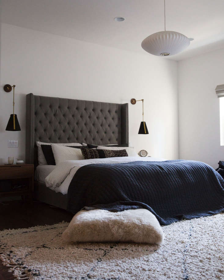 the master bedroom. 21