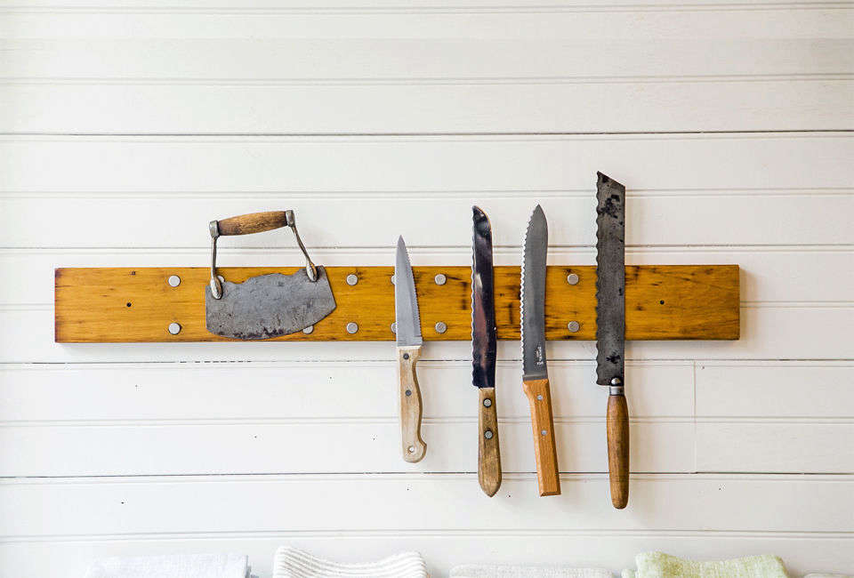 the peg and awl knife rack is made of wood salvaged from old church pipe organs 15