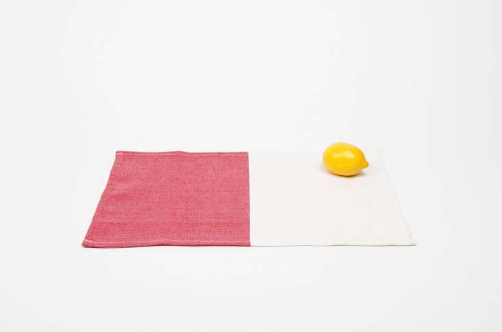 diario commissionedhalf and half placemats from the same weavers; they&#8 11
