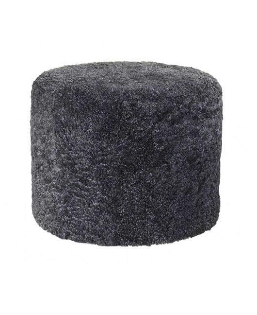 shepherd of sweden frida pouf graphite 21