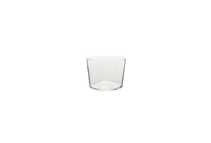 a remodelista favorite, the spanish wine glasses are \$8 each at spartan. 18