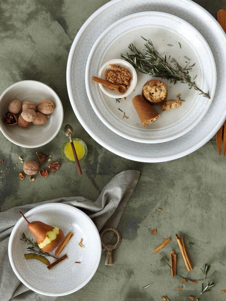 Vajilla Marina White Tableware by Onora Casa