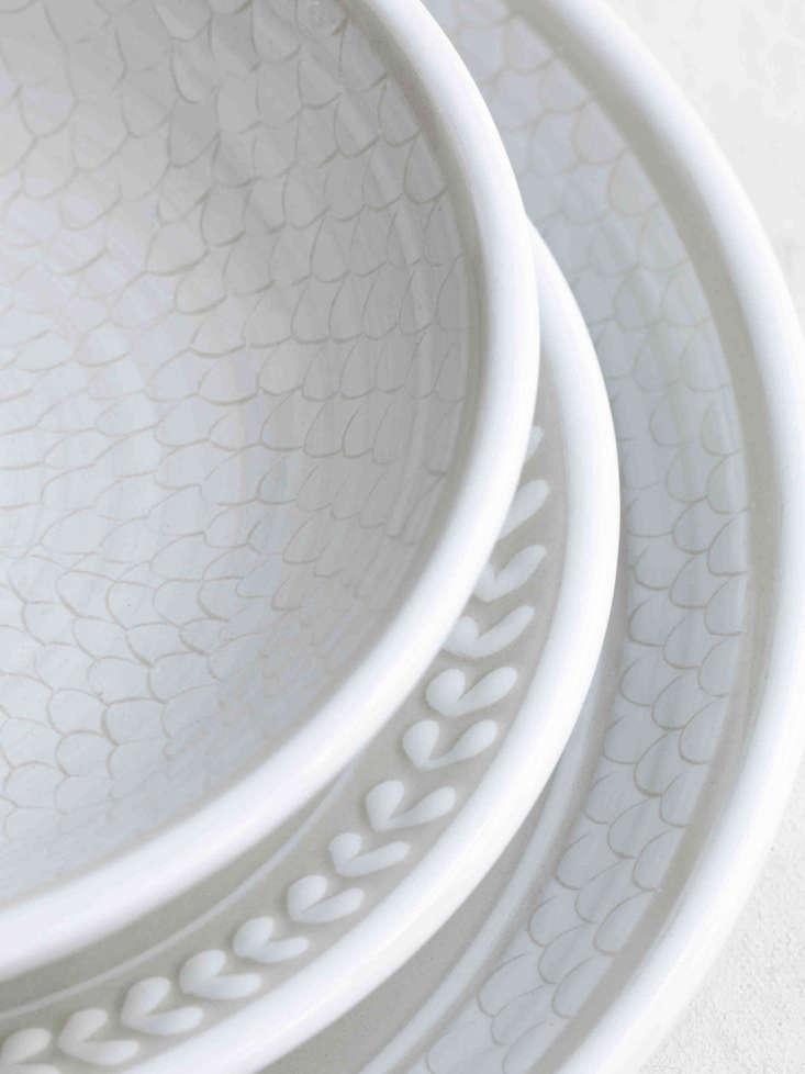 Vajilla Marina White Tableware Onora Casa