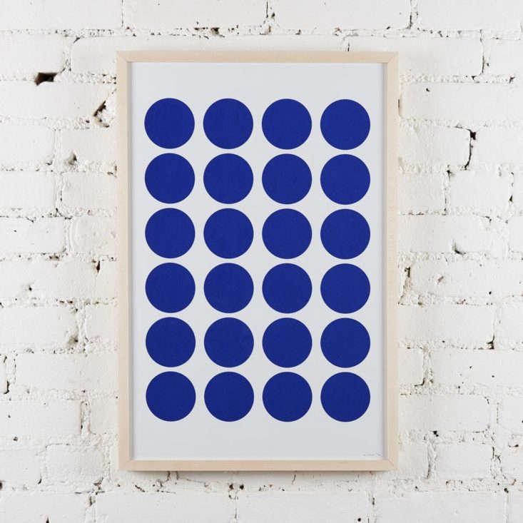 photograph fromtrend alert: new geometry, the return of the art poster. 13