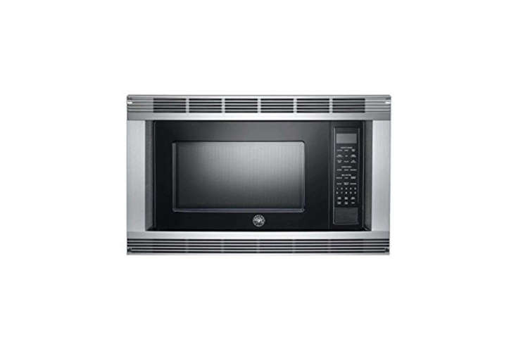 10 Easy Pieces Builtin Microwaves The Bertazzoni Design Series \24 Inch Built in Microwave Oven is \$499 at AJ Madison.