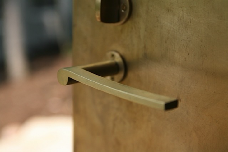 tighten door handles whenever they feel loose, to keep the hardware functioning 19