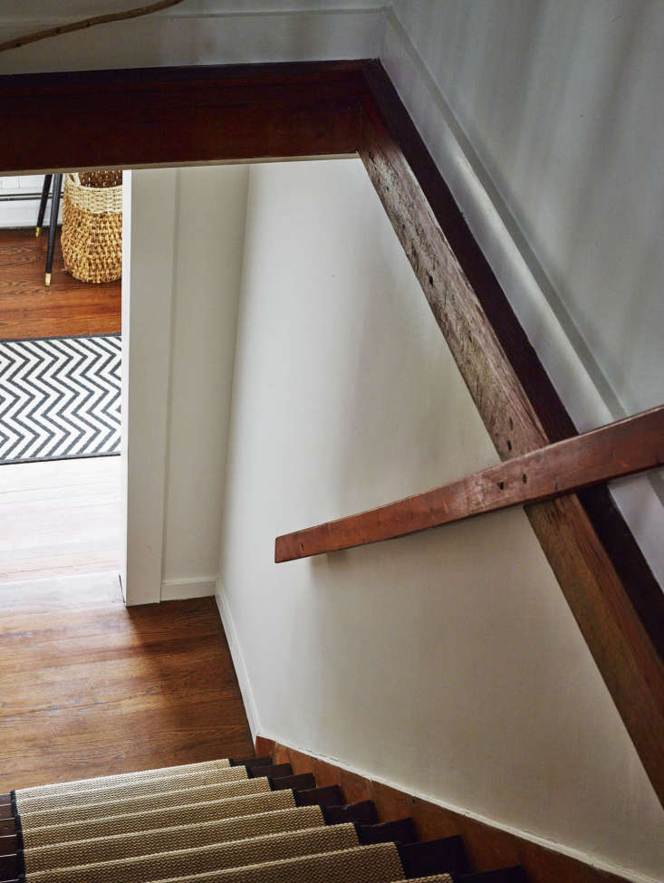 Remodeling 101 All About Stair Runners InReader Rehab: A Country House Makeover Courtesy of White Paint, thePieterdamwool runnerfrom Fibreworks cost \$894, installation included.