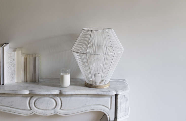 The Shining lamps are available in monochrome or color-blocked designs; €0($6).