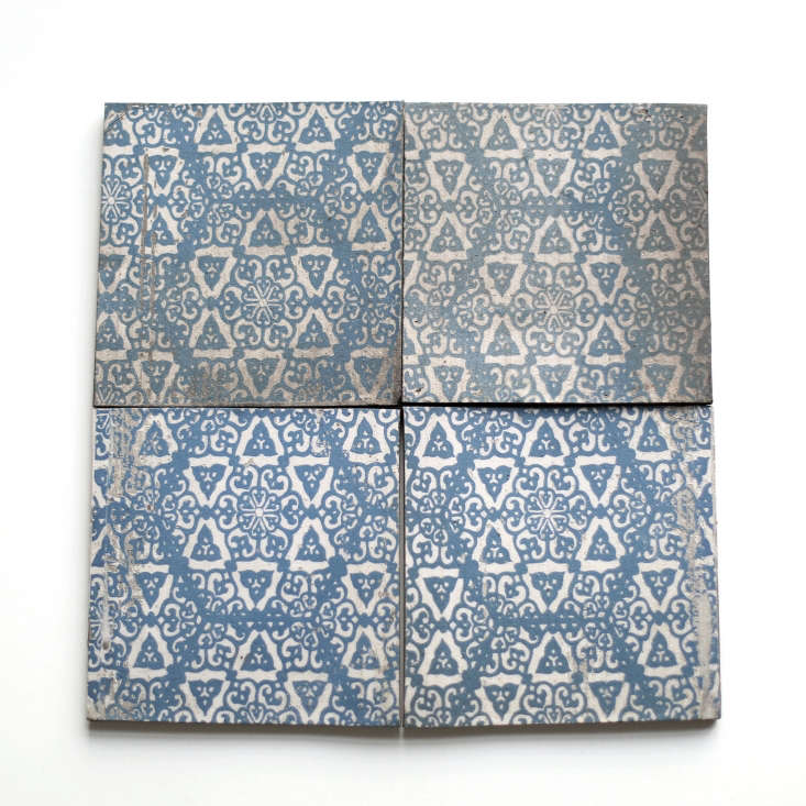 The Asal Blue Delft is $.50 each (minimum order of 40 tiles) from Clé Tile.