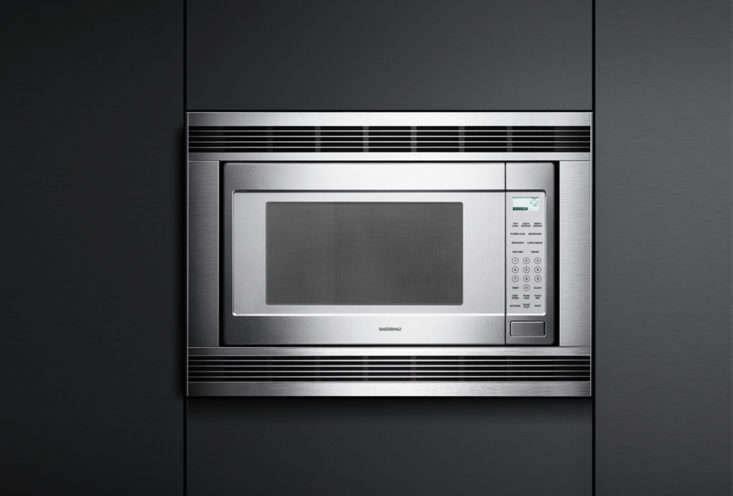 10 Easy Pieces Builtin Microwaves The Gaggenau \200 Series \2.\1 Cubic Foot Built in Microwave Oven is available at AJ Madison.