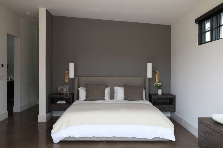 gray master bedroom sonoma white ivory bed