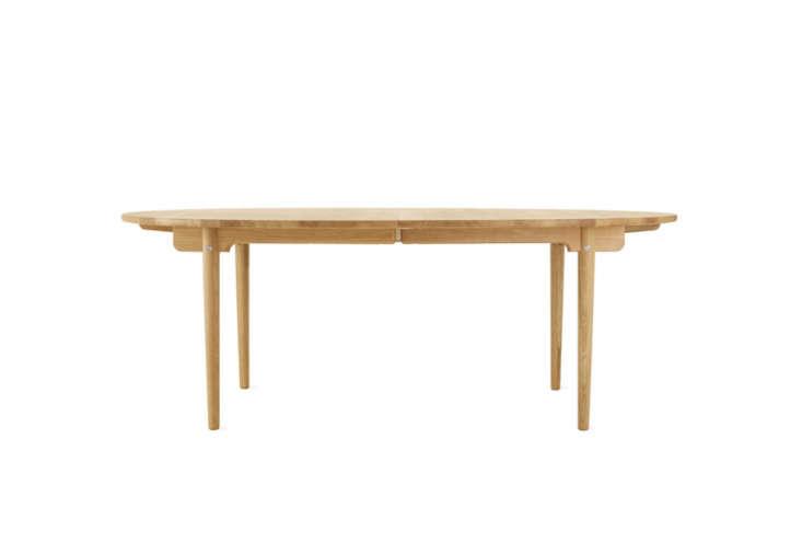 The Hans Wegner CH338 Table seen in Jones&#8