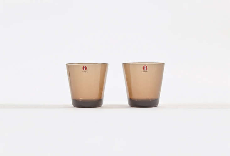 the iittala kartio \2\1cl tumbler in sand is \$\15.48 for a set of twoat good 13