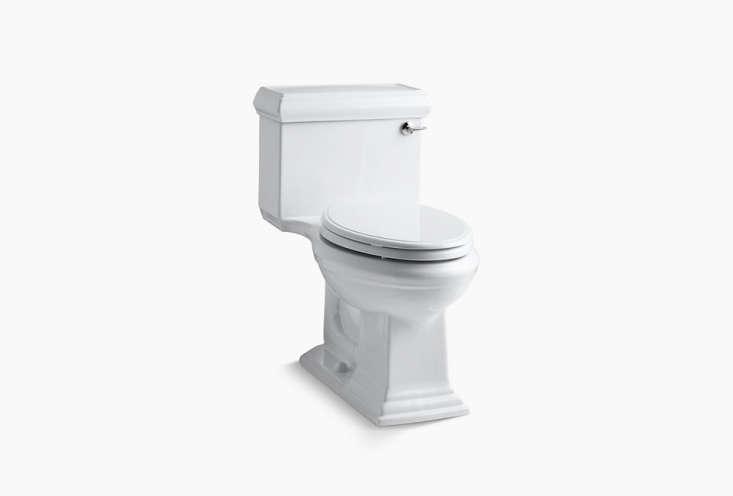 the simple one piece kohler memoirs round toilet is \$\1,\250.50 at kohler. 13