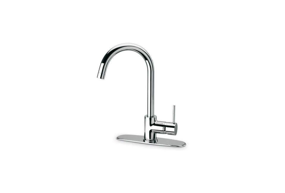 10 Easy Pieces Modern Italian Designed Kitchen Faucets Remodelista