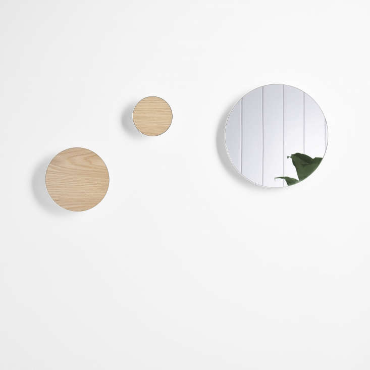 part of the les basic accessories collection, thehalo wall hooks are multifun 17