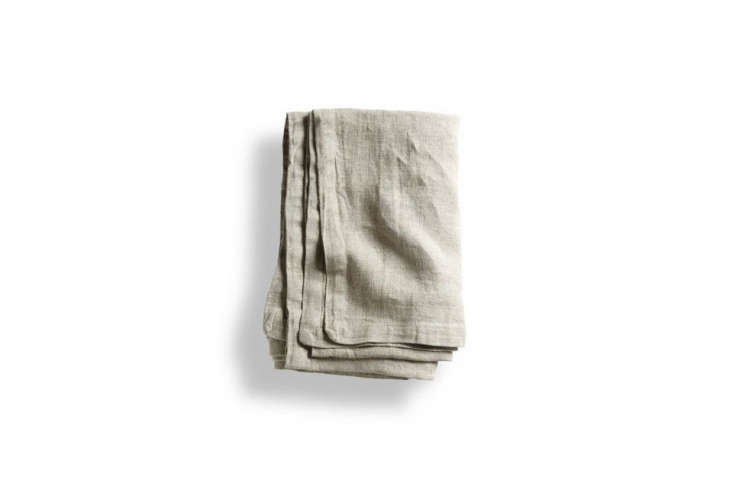 the sanders linen throw blanket in loomstate is \$\19\2 for the 50 by 70 inch s 20