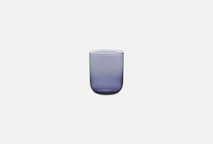 theviolet glass is made in italy and available at merci in paris for \$8.4\1. 9