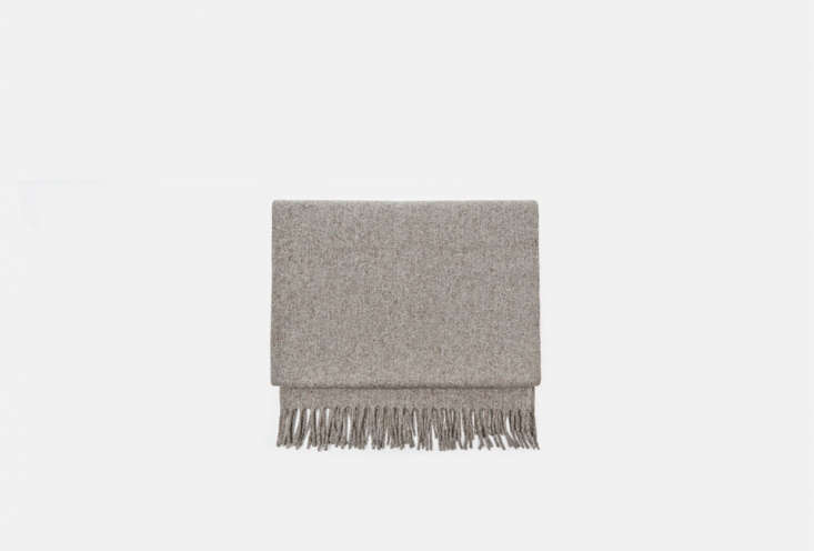 The Wool Blanket in Carbon by Mexchic is $5 at The Line.