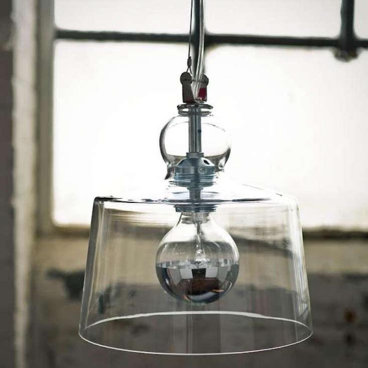 designer michele de lucchi&#8\2\17;s acquatinta suspension lamp is made fro 9