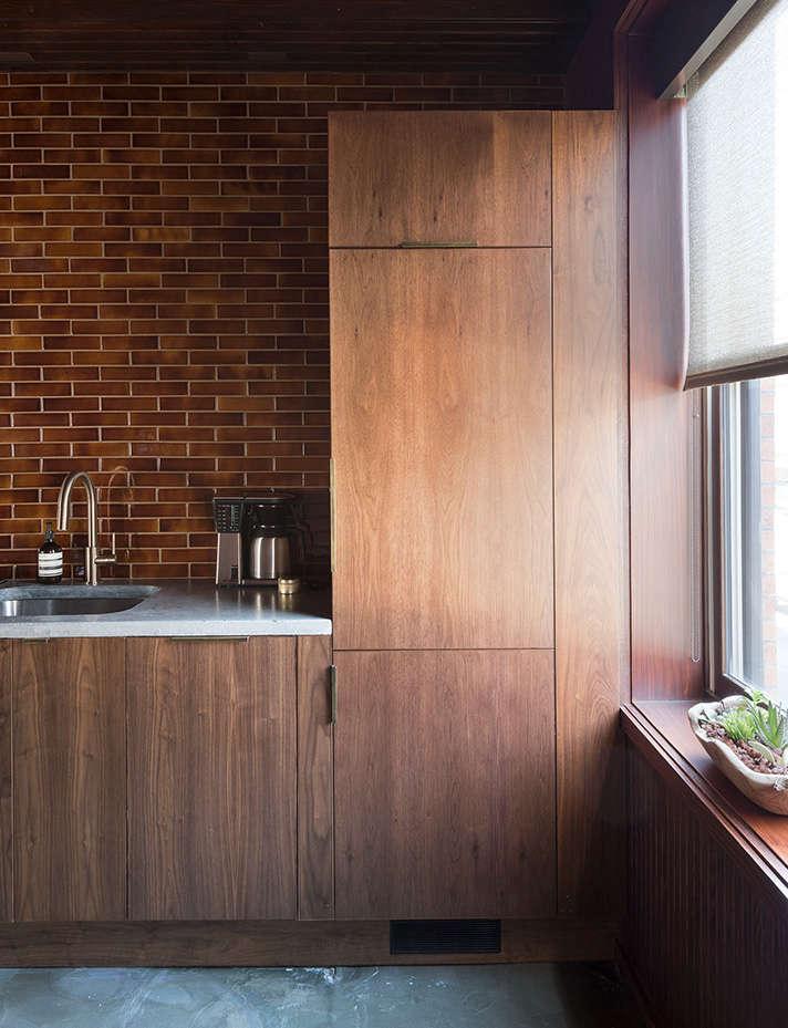 mulherin hotel philadelphia room 2 kitchen