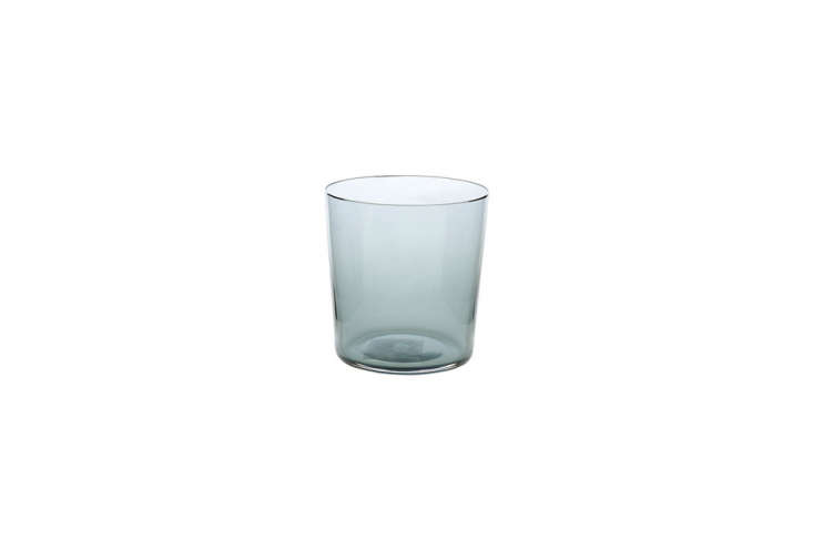 The Smokey Blue Apollo Small Tumbler is one of the many colored tumblers from Nouvel Studio available at Barney&#8