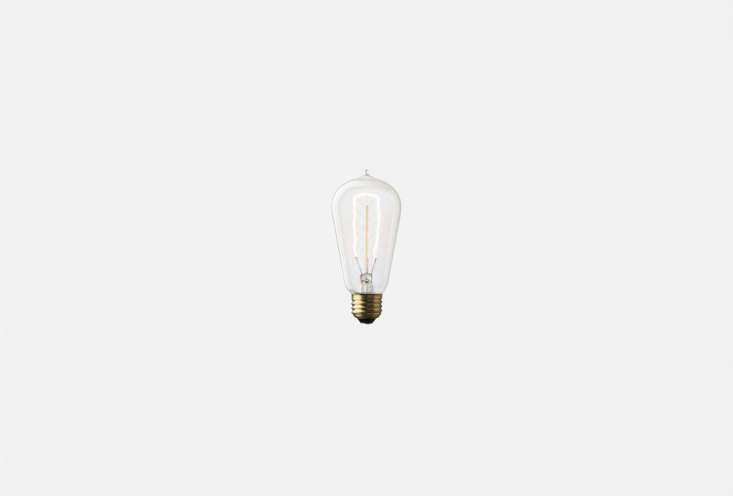 the edison single loop bulb is \$\20 atschoolhouse electric. 15