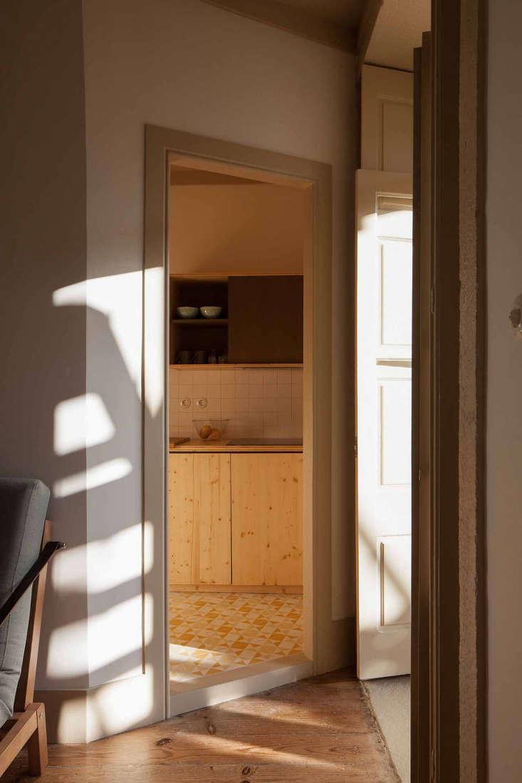 casa rosario kitchen view