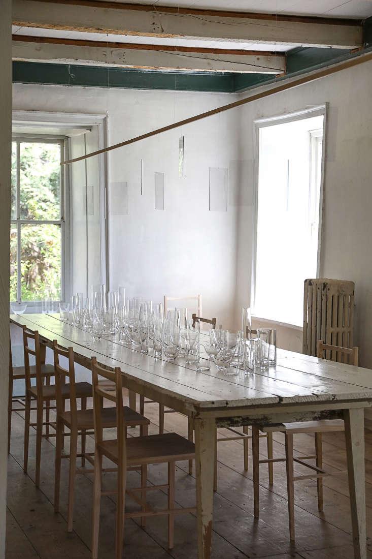 deborah ehrlich table glass chandelier 3