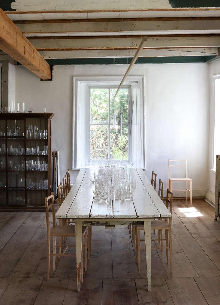deborah ehrlich table window